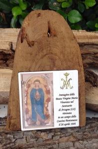 Mattonella Madonna di Arcagna