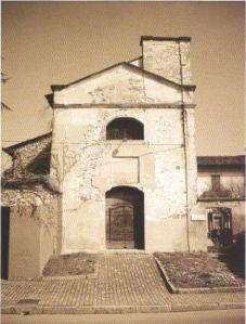 Antica chiesa di S, Giorgio Martire in Montanaso