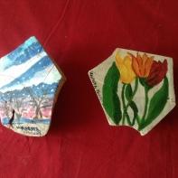 I dipinti di Maurita Fiocchi